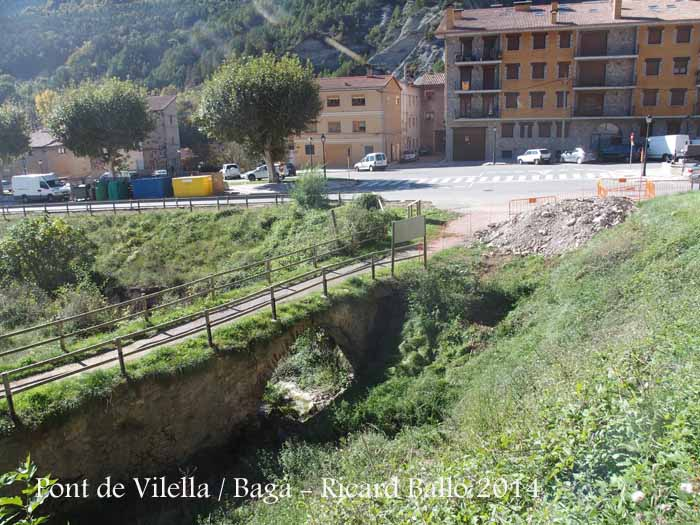 Pont de Vilella – Bagà