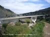 Pont del Diable - Martorell. Aquesta imatge dona una idea de la importància d\'aquest nus de comunicacions: carretera, autopista, via fèrria ...