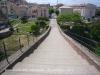 Pont del Diable - Martorell. Baixant pel vessant de Martorell.