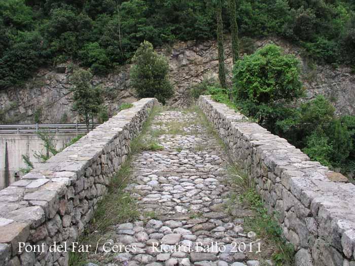 Pont del Far - Cercs