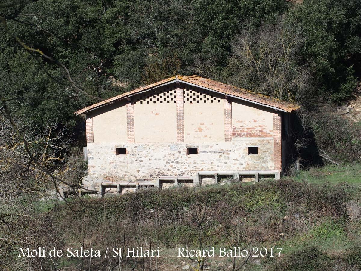 Sant Hilari Sacalm - Moli de Saleta