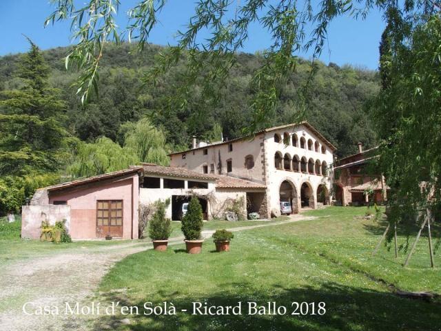 Can Solà - La Vall de Bianya