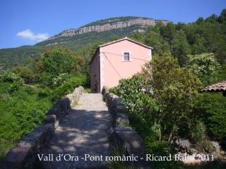 La vall d\'Ora-Pont romànic-110528_515