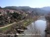 Vistes des del Pont sobre el riu Llobregat - Monistrol de Montserrat