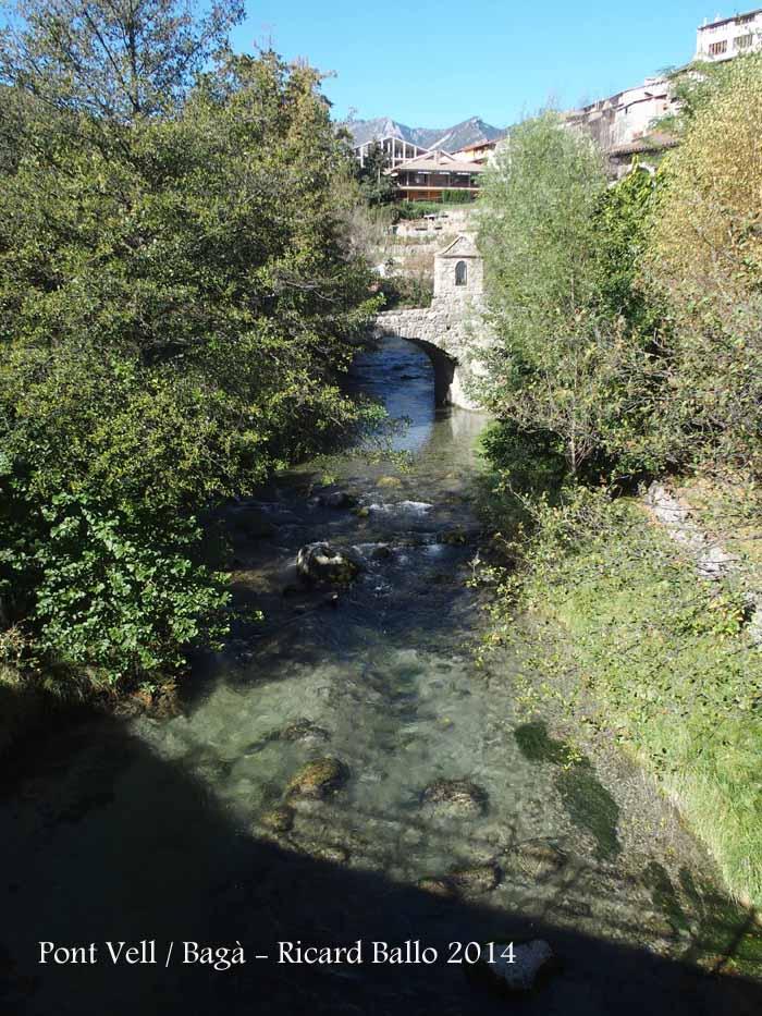 Pont Vell – Bagà
