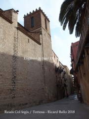 Reials Col·legis – Tortosa