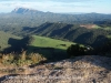 Vistes des del cim del Cogulló - Castellfollit del Boix.
