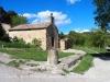 Ruta carretera BV-3003 - Capella de Sant Mamet de Bacardit