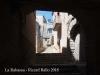 Sant Guim de Freixenet Portals i pas cobert