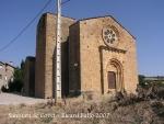 Església de Santa Maria de Covet.