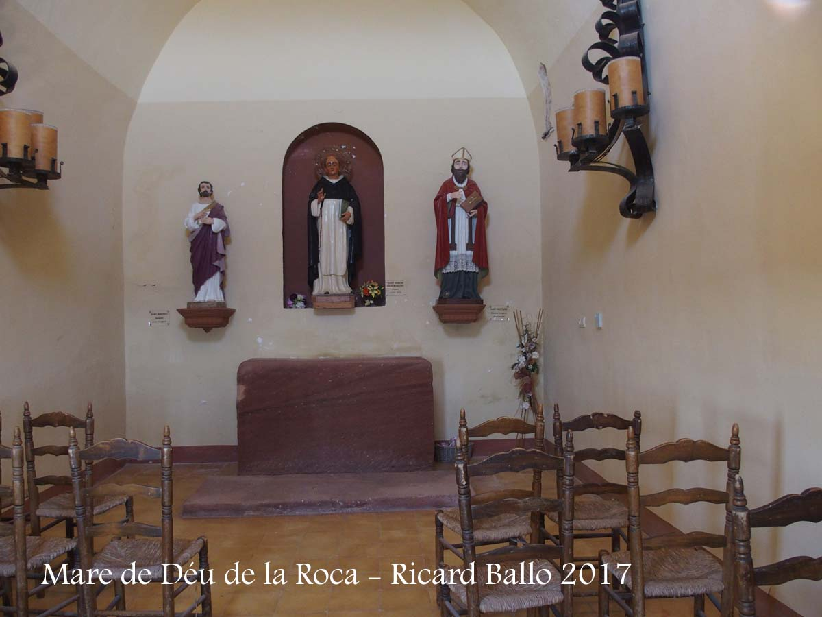 Santuari de la Mare de Déu de la Roca – Mont-roig del Camp / Baix Camp  Cata...