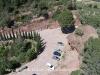 Santuari de la Mare de Déu de la Roca – Mont-roig del Camp - Vistes de la zona d'aparcament