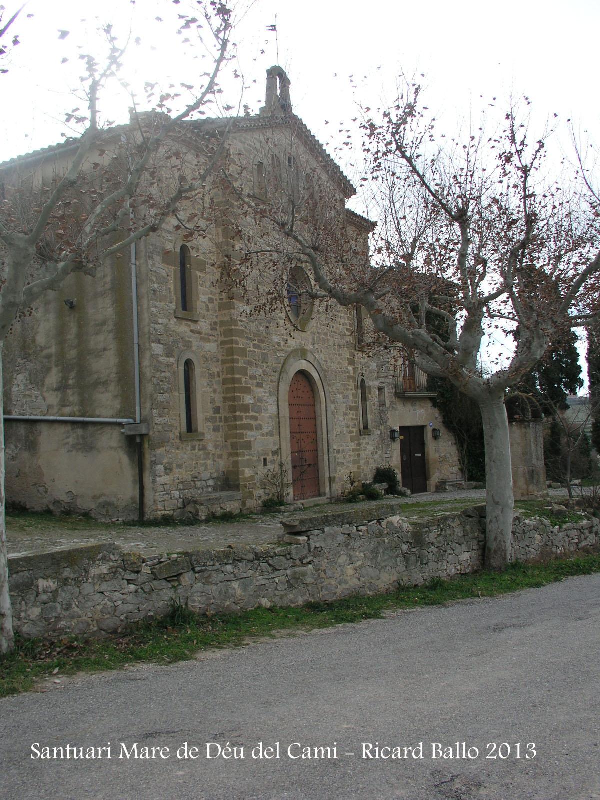 Santuari de la Mare de Déu del Camí – Granyena de Segarra / Segarra  Catalun...