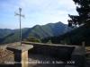 Vistes des del Santuari de la Mare de Déu del Coll – Osor