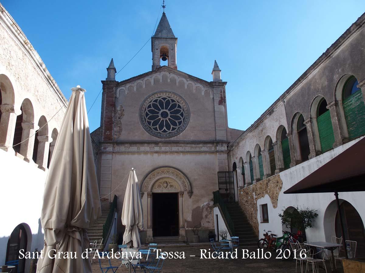 Santuari de Sant Grau d'Ardenya – Tossa de Mar / Selva | Catalunya Medieval