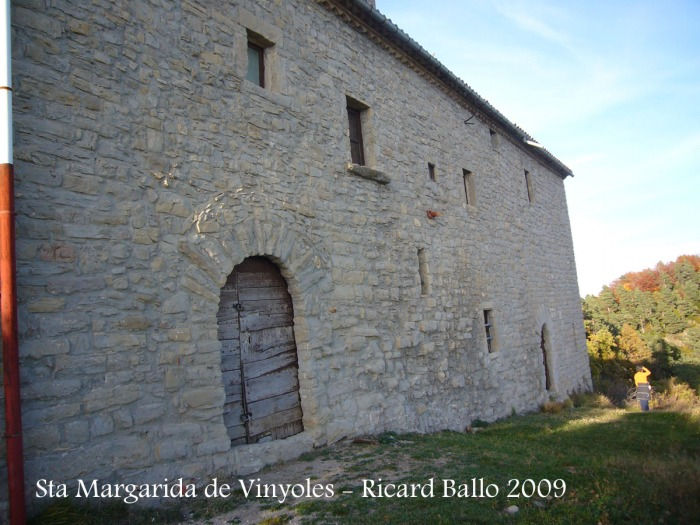 Santuari de Santa Margarida de Vinyoles