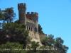 Camins de ronda de Lloret de Mar - Castell d'en Plaja.