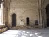 Seu Vella - Lleida - Claustre - Per la porta petita, s'accedeix al campanar