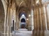 Seu Vella - Lleida - Interior - La diminuta presència dels visitants, dona una idea de les dimensions d'aquesta catedral