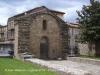 Sant Joan de les Abadesses - Església de Sant Pol- Part interior de la façana davantera.9