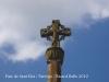 Tàrrega - Parc de Sant Eloi - Creu de terme - Segle XIV - Abans al camí de Balaguer
