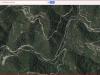 0 - Camí a les Tines de les Balmes Roges - Itinerari - Captura de pantalla de Google Maps.