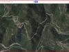 2 - Camí a les Tines de les Balmes Roges - Itinerari - Captura de pantalla de Google Maps.