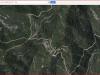 3 - Camí a les Tines de les Balmes Roges - Itinerari - Captura de pantalla de Google Maps.