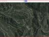 4 - Camí a les Tines de les Balmes Roges - Itinerari - Captura de pantalla de Google Maps.