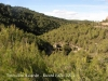 Tines d'en Ricardo - El Pont de Vilomara i Rocafort - Vistes des del camí d'accés.