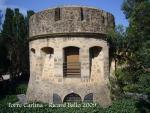 Torre Carlina-Castelló d'Empúries