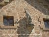 Torre-castell de Villavecchia - Bust de Sant Miquel.