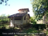 Castell de Villavecchia - Colomar.