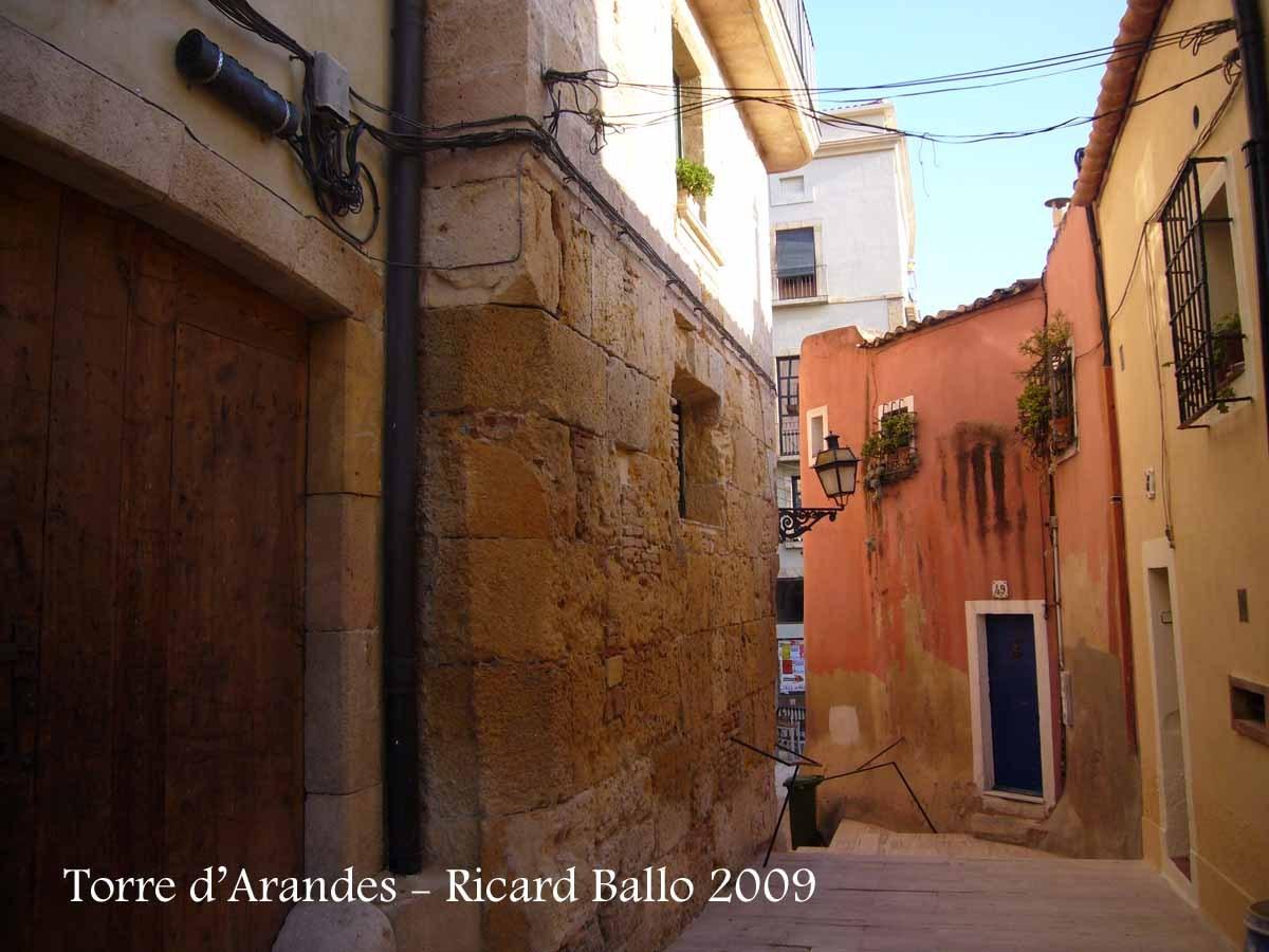 Torre d'Arandes - Tarragona