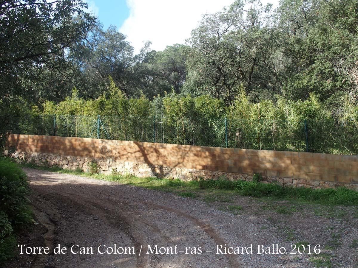 Torre de Can Colom – Mont-ras