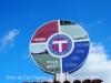 Torre de Can Pujades – Teià - Logotip del club de tennis Barcelona / Teià