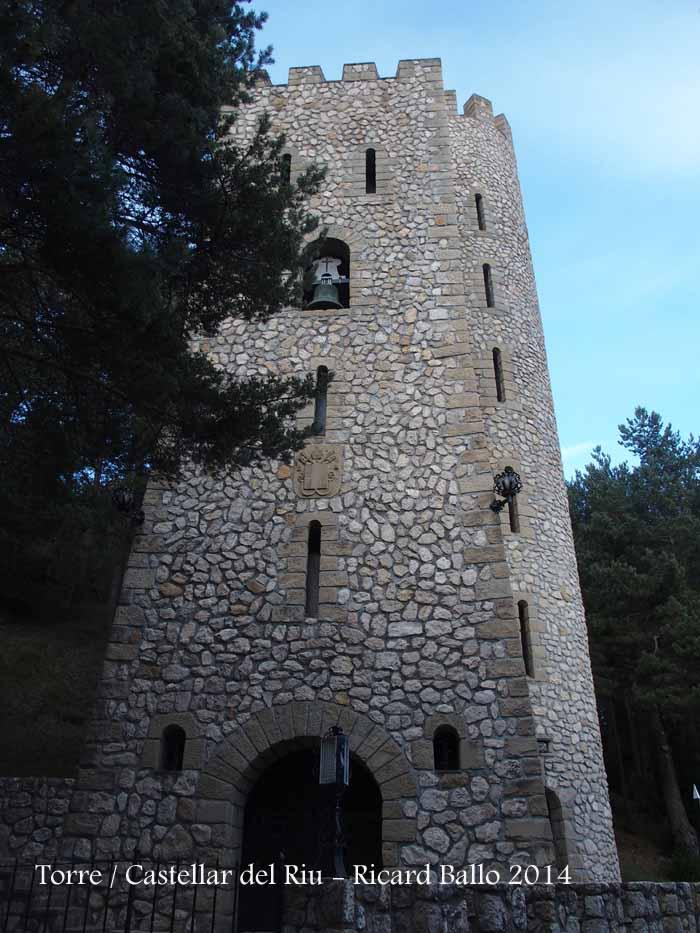 Torre de Castellar del Riu