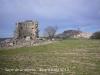 Torre de Granyena de Segarra - Al fons de la fotografia apareix GRanyena, enganyosament a la vora, doncs ens separa una ampla vall ...