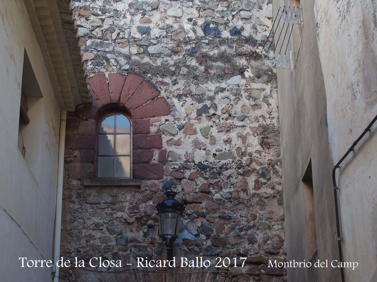 Torre de la Closa – Montbrió del Camp