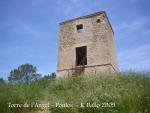 Torre de l'Àngel -Pontós