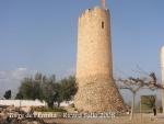 Torre de l'ermita de la mare de Déu-L'Aldea