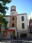 Torre de les Hores - Martorell