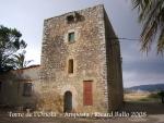 Torre de l'Oriola-Amposta