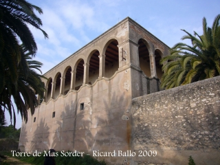 Torre de Mas Sorder - Galeria