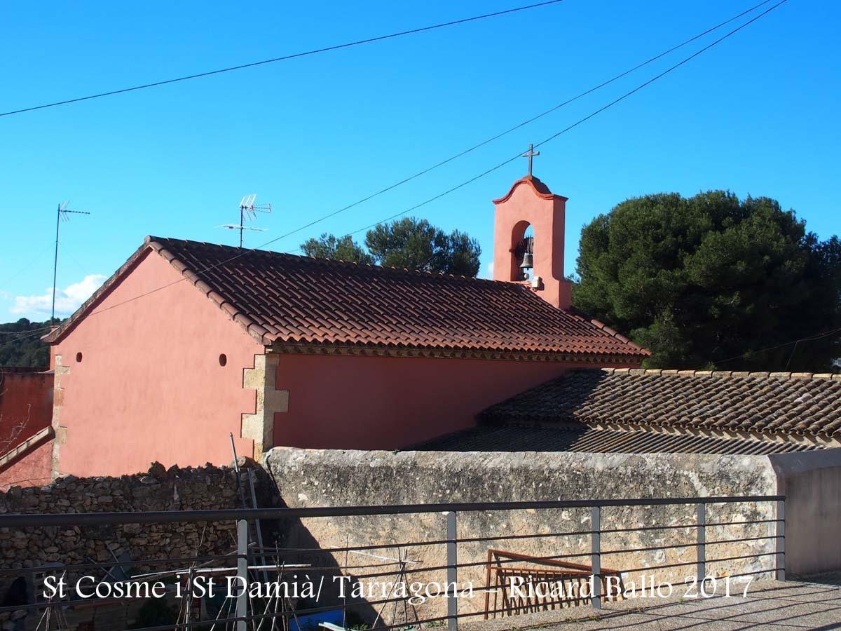 Església de Sant Cosme i Sant Damià Tarragona