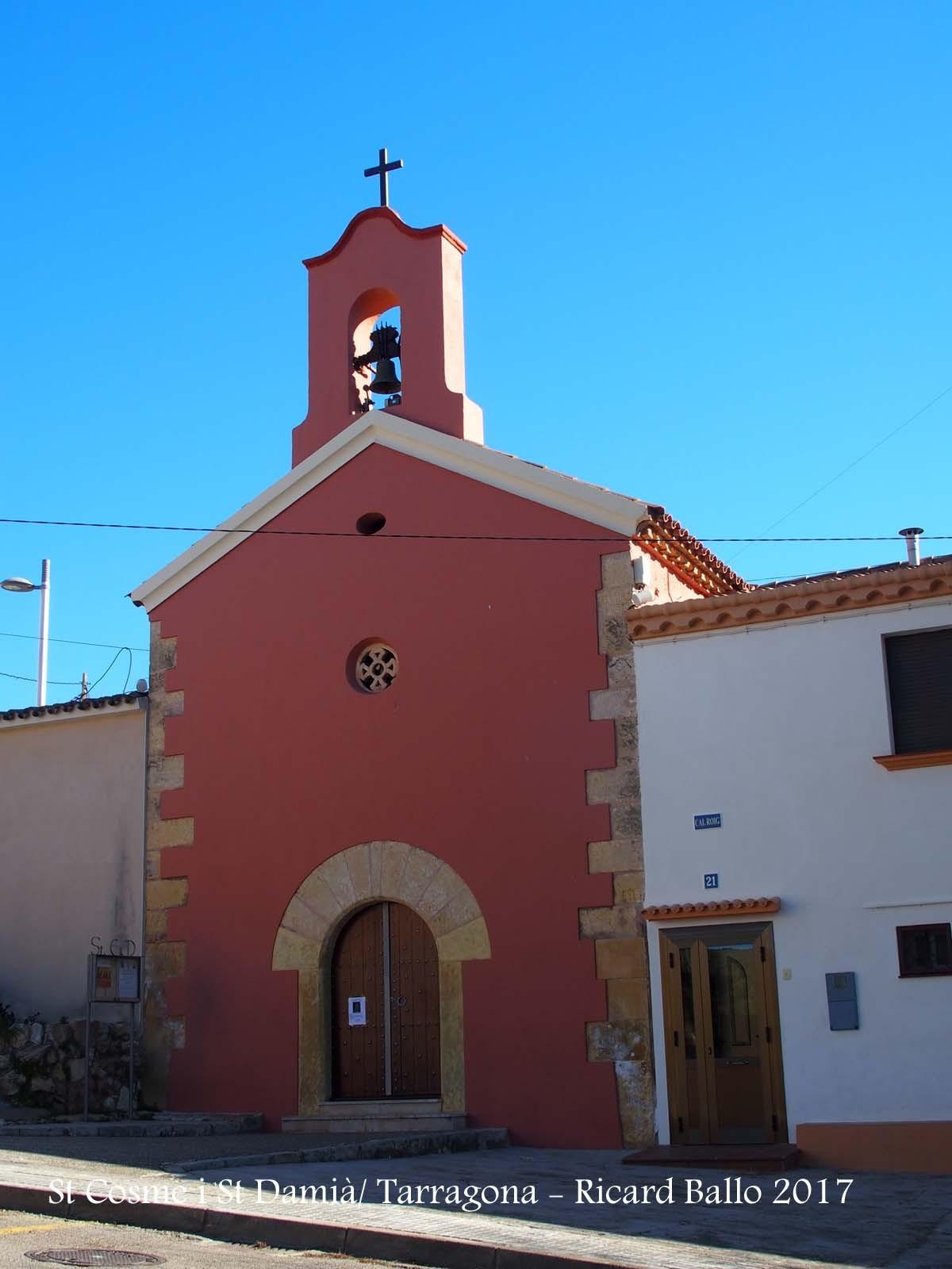 Església de Sant Cosme i Sant Damià - Tarragona