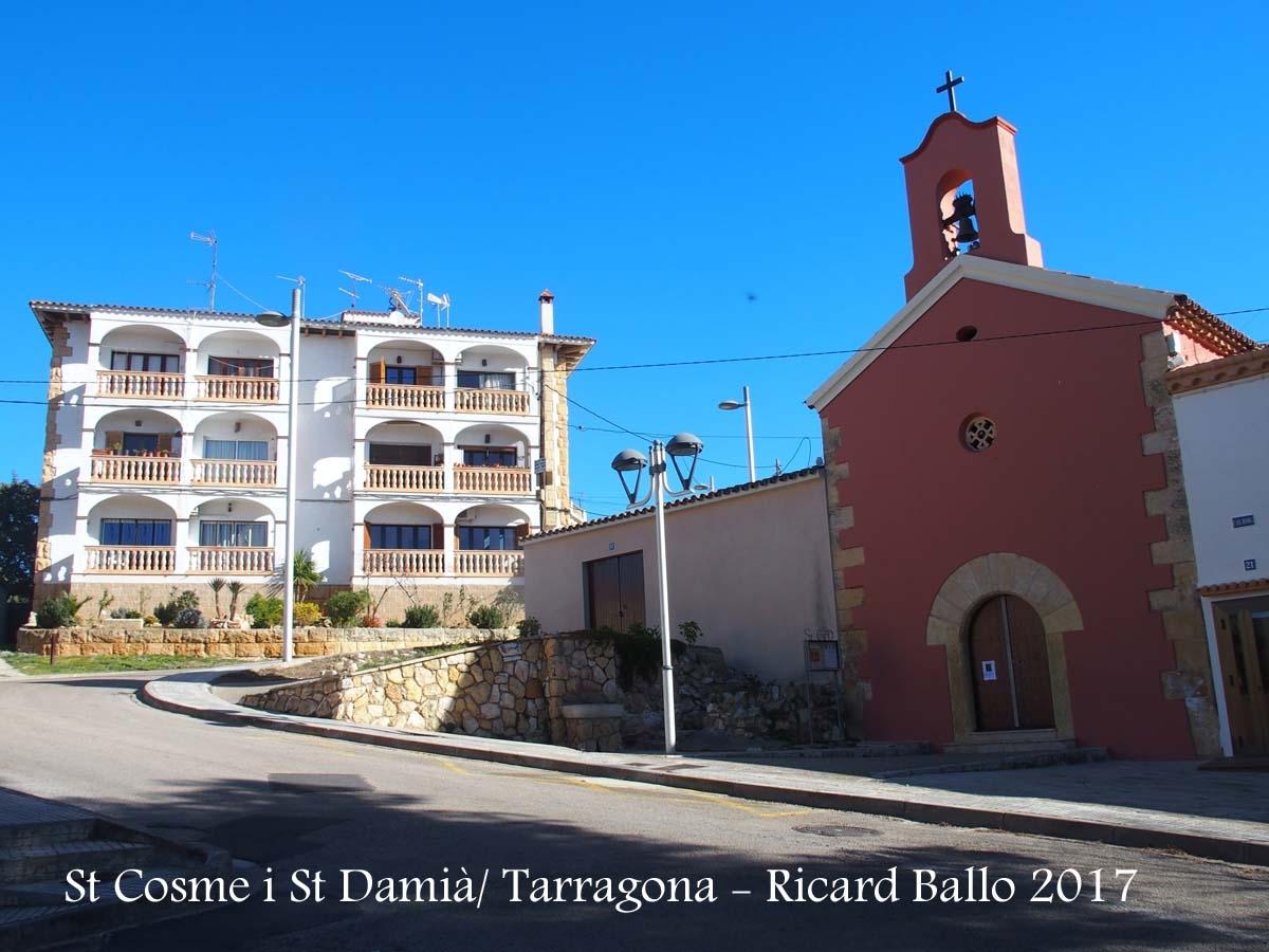 Església de Sant Cosme i Sant Damià -Tarragona