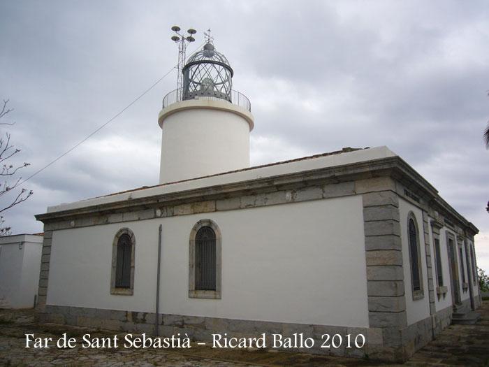 Far de San Sebastià.