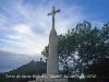 Torre de Santa Bàrbara - Blanes - Creu de l\'ermita.