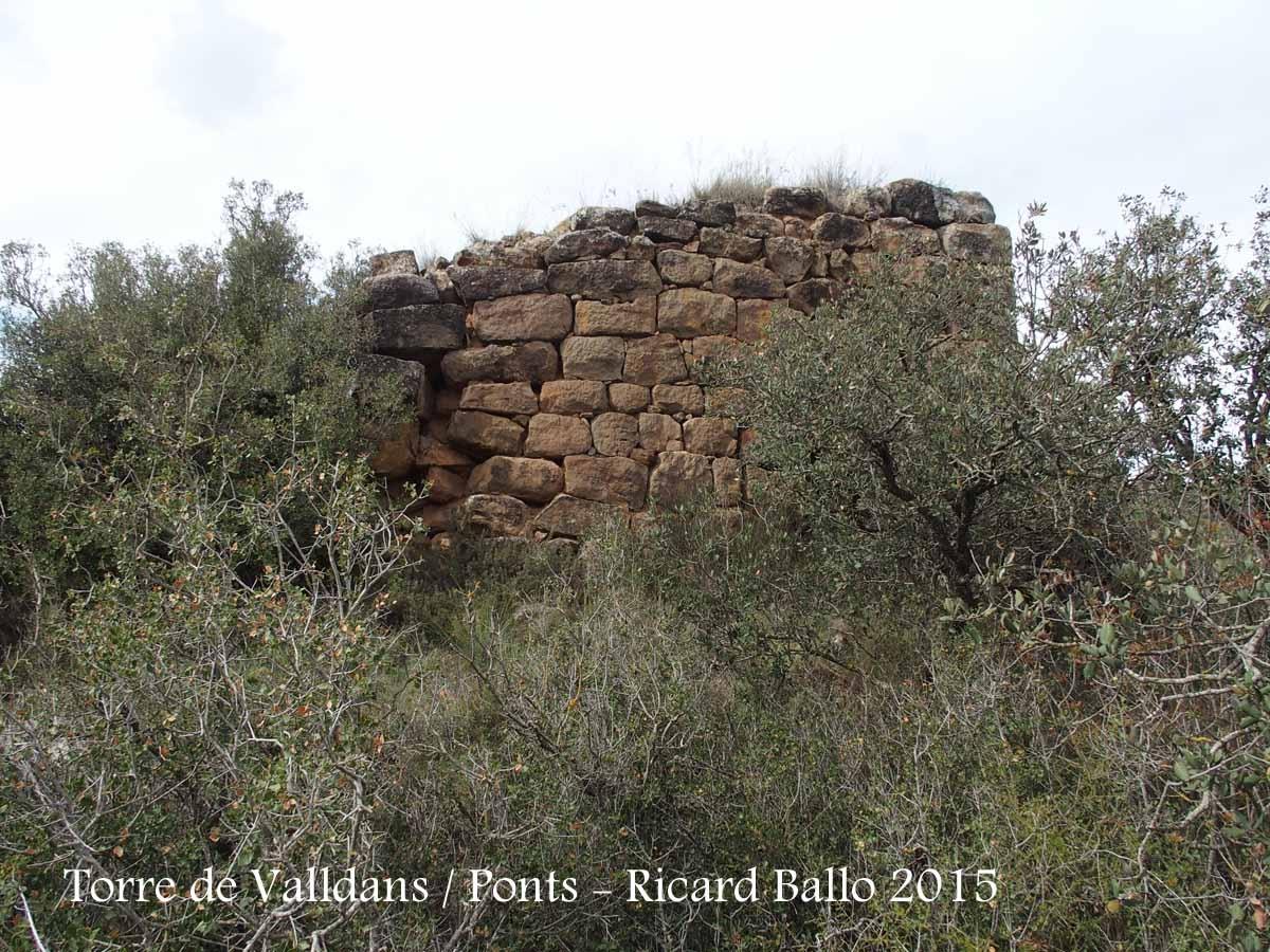 Torre de Valldans – Ponts